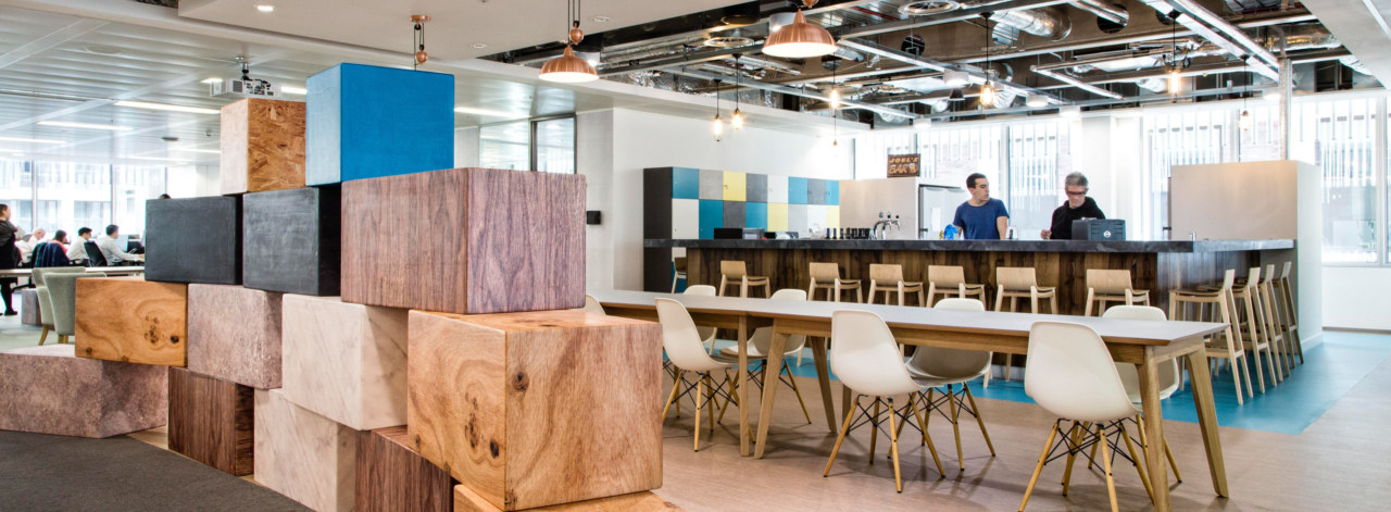 how to design the right office for your business type
