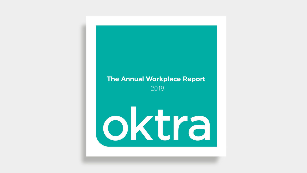 Annual workplace report by Oktra