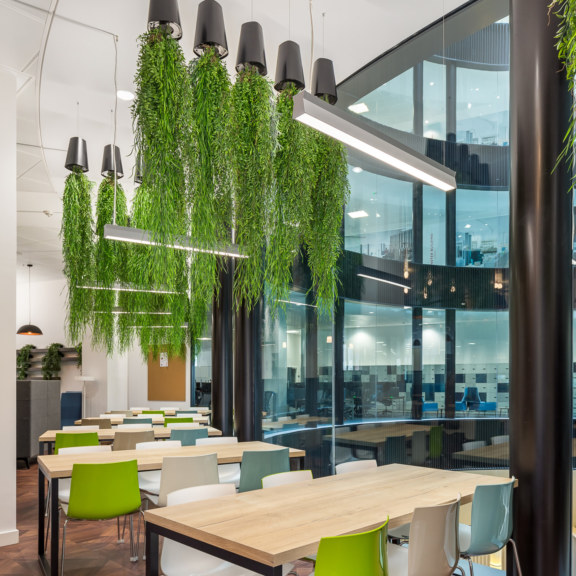 The latest trends in workplace design