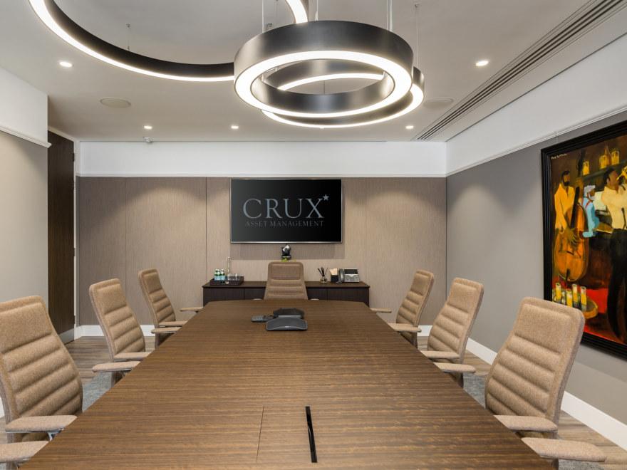 CRUX-Asset-Management boardroom-design