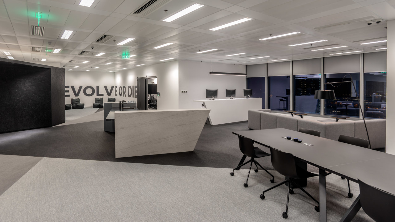Gymshark-Hong-Kong agile-area-office-design
