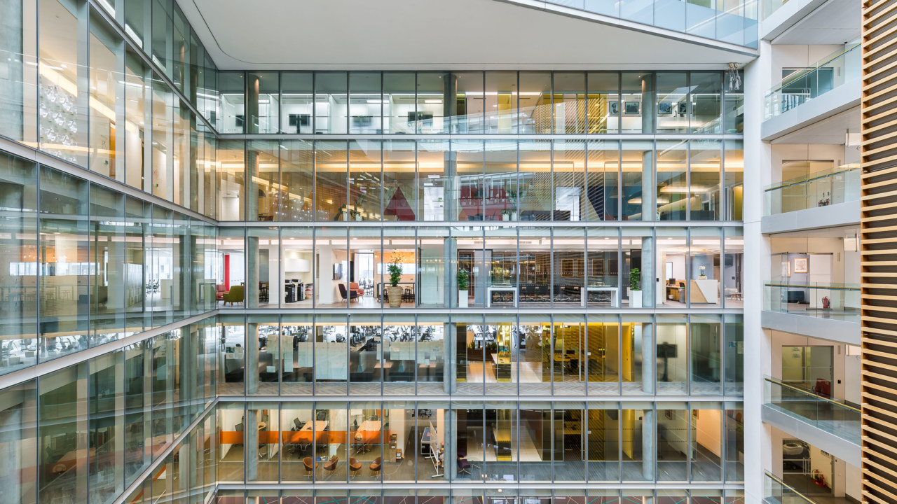 The cost of office space in London 2019
