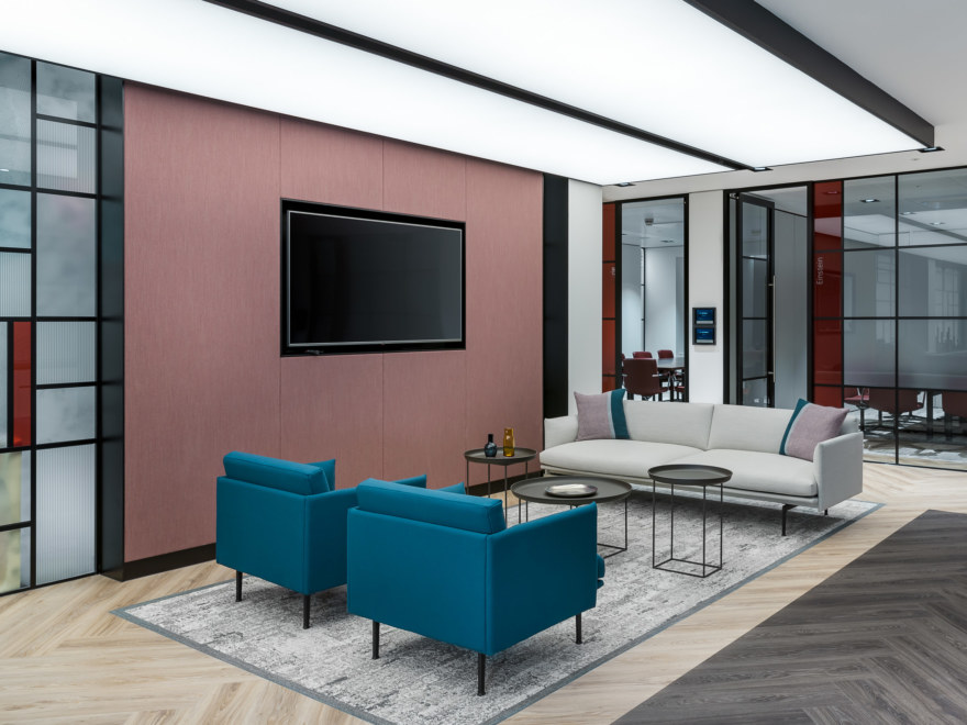 office design for Boult Wade Tennant
