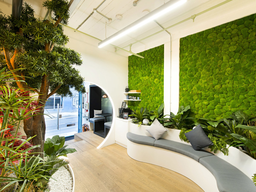 designing your office with sustainability in mind