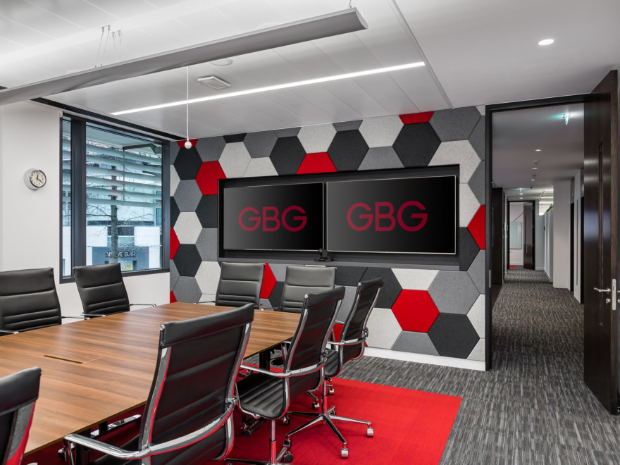 Boardroom Design for GBG