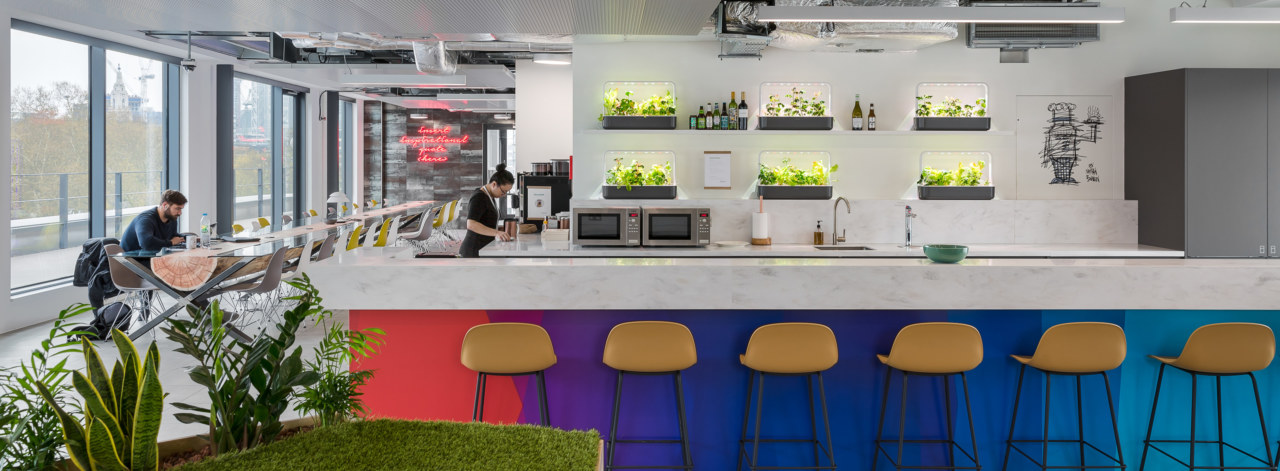 Biophilic teapoint design for Bosch