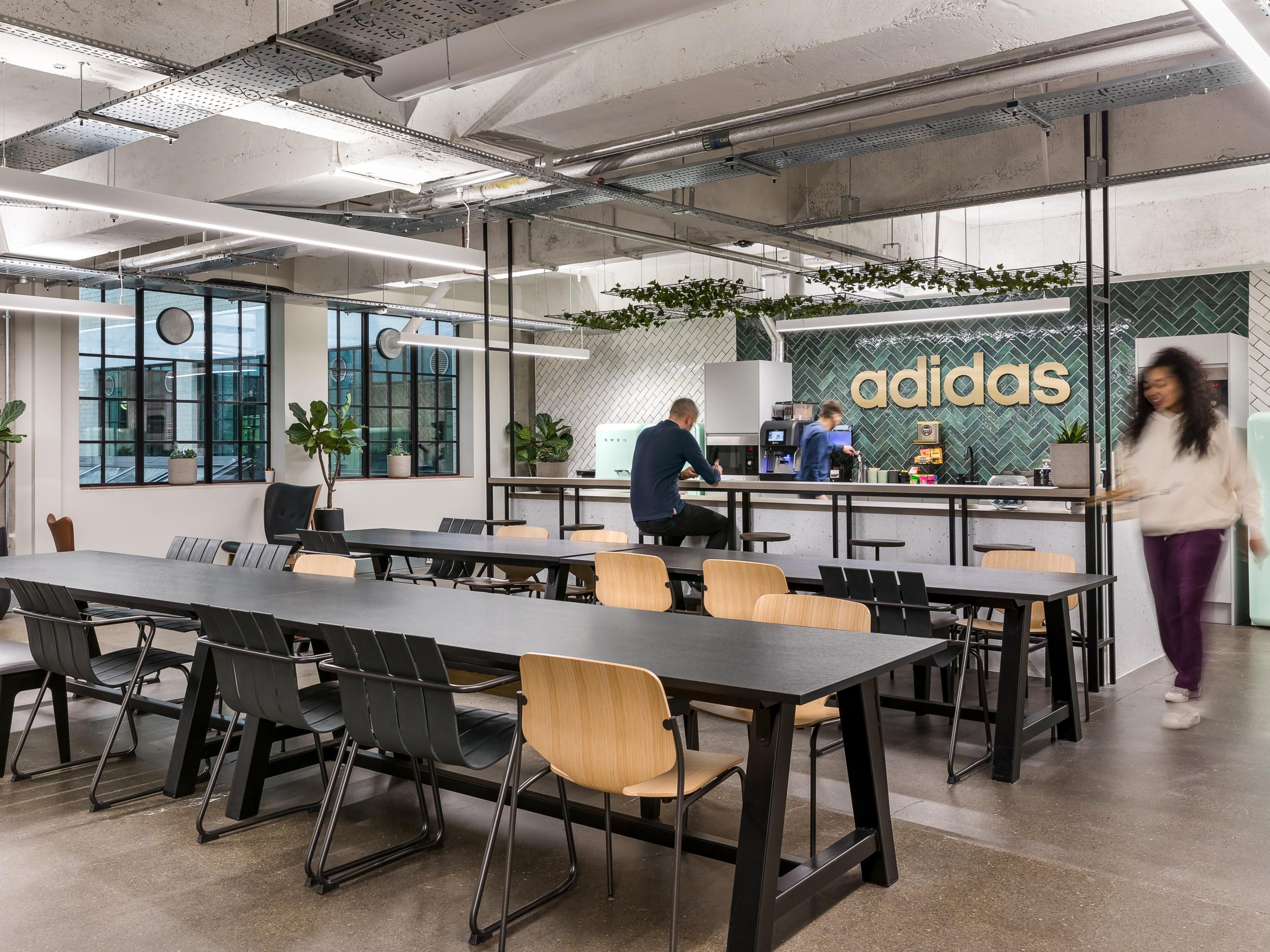 adidas covent garden head office