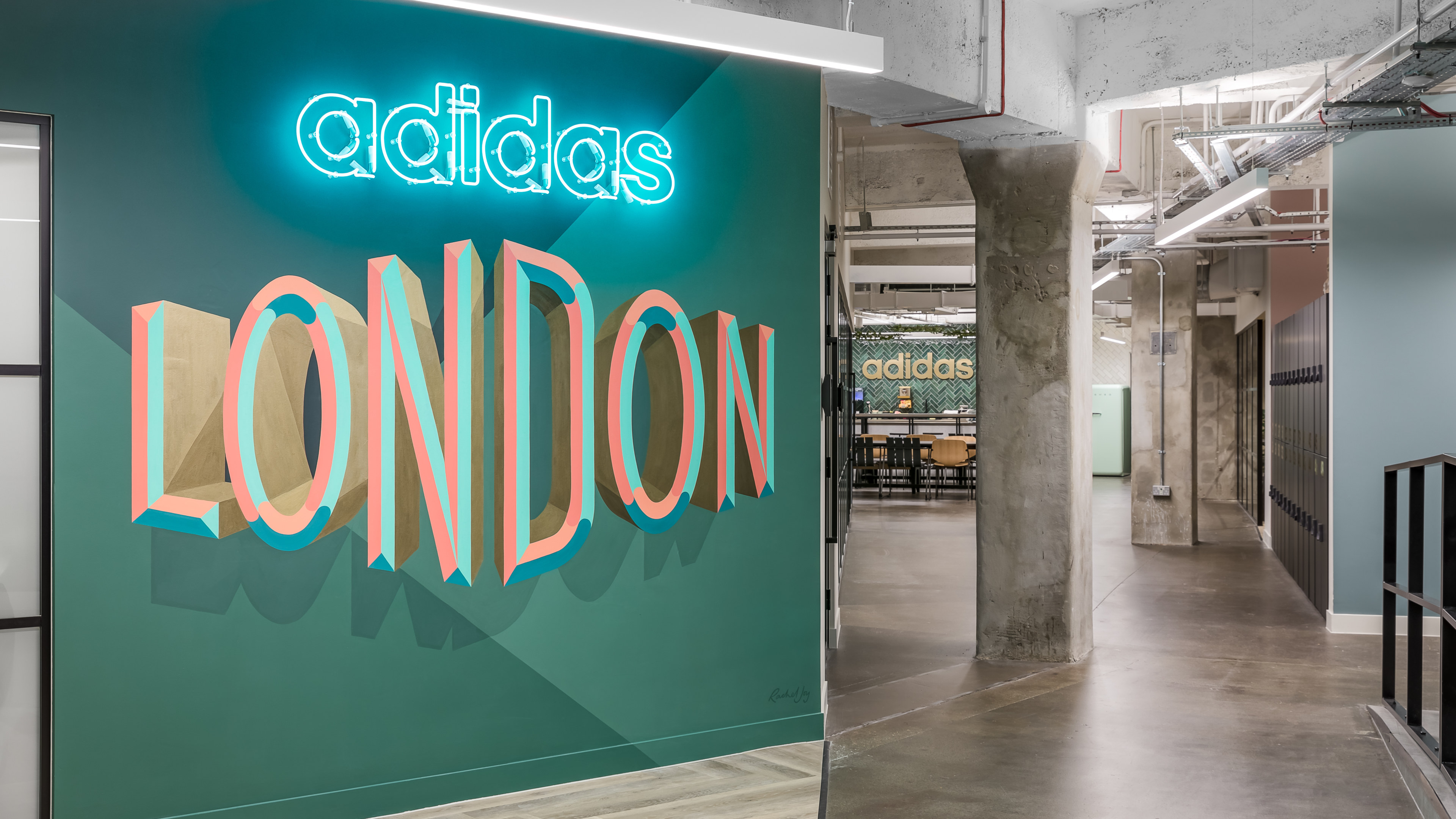 adidas covent garden head office