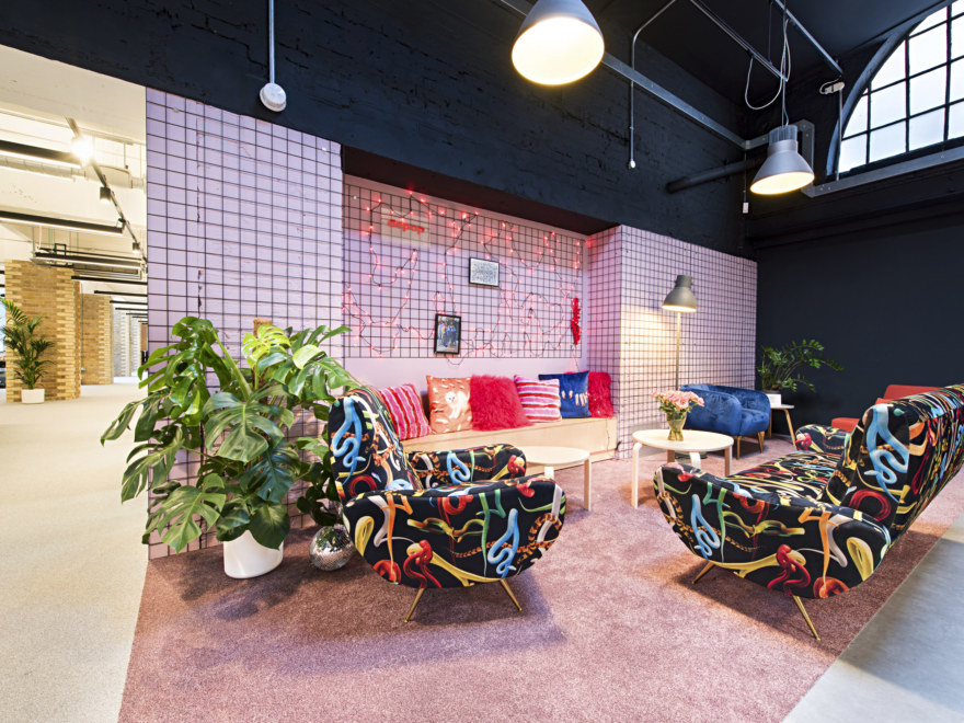 Collaborative workspace design