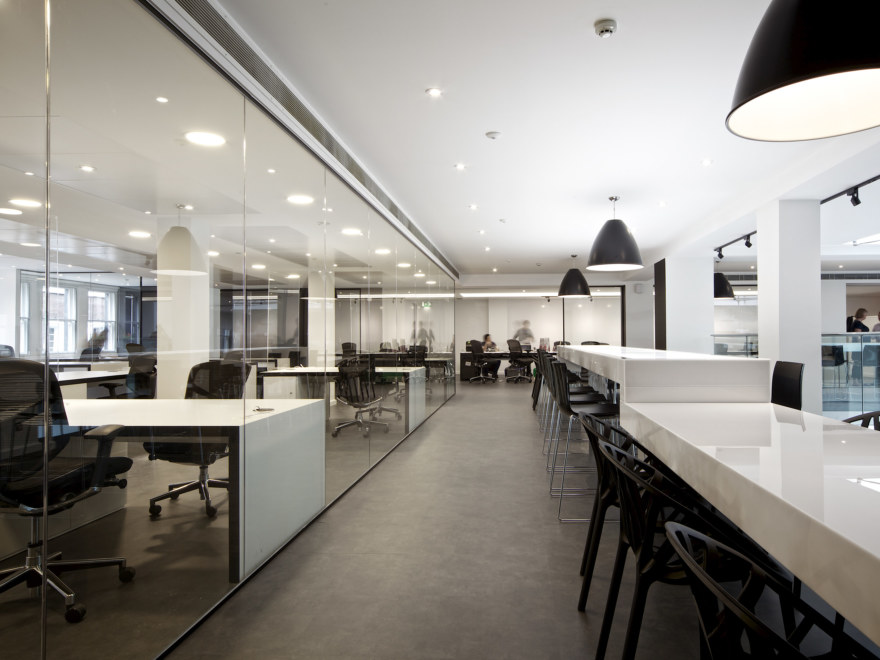 Creative office design concepts