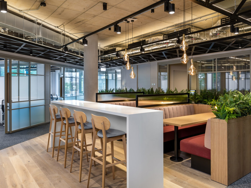 coworking design tea point