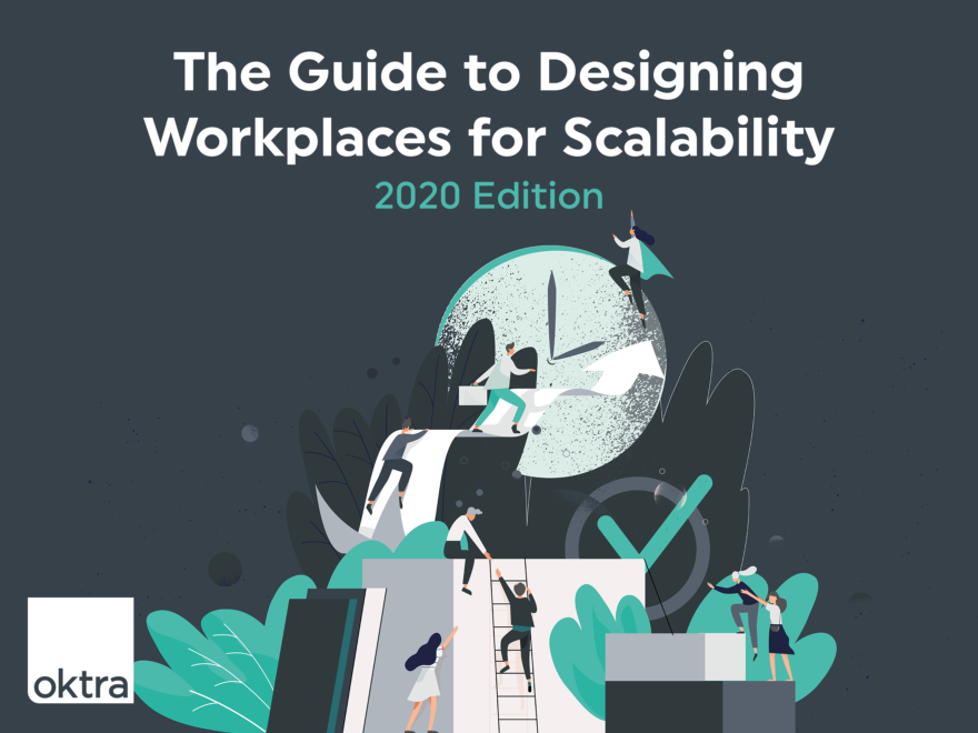The hypergrowth guide cover _The Guide to Designing Workplaces for Scalability_2020 2640x1980