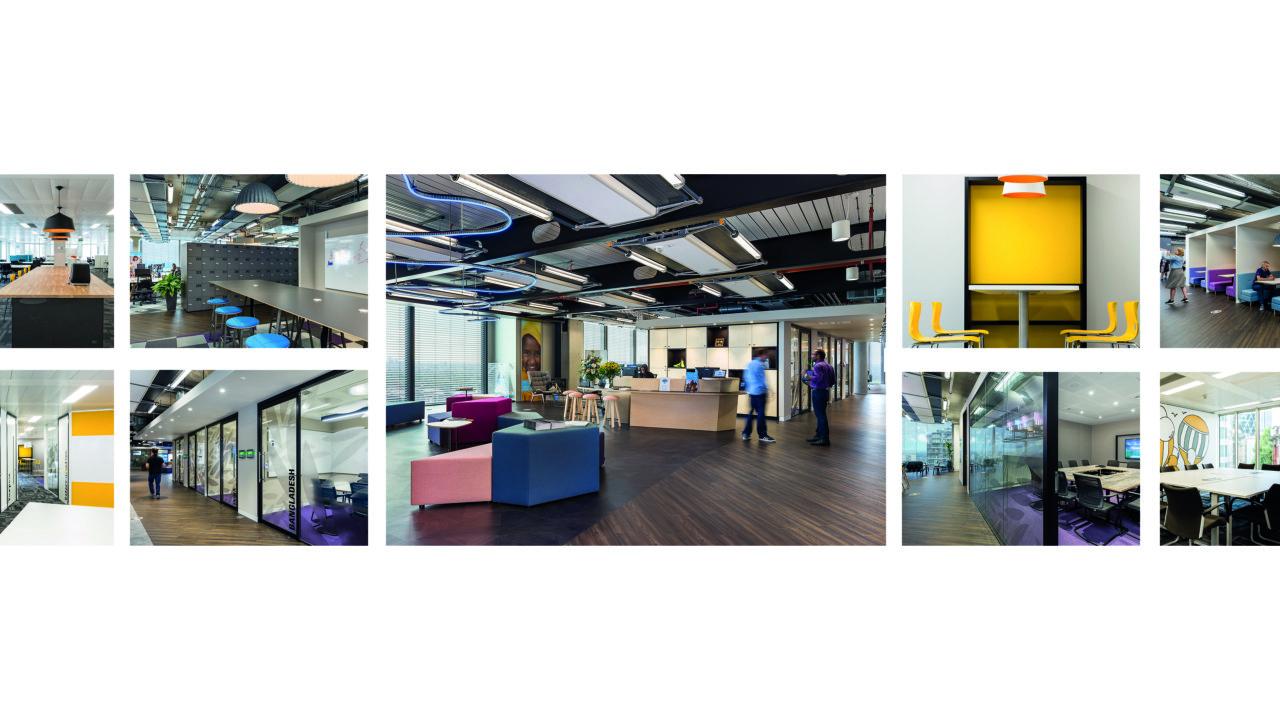 Office Design Ideas Charlities Sector - 3840 x 2160