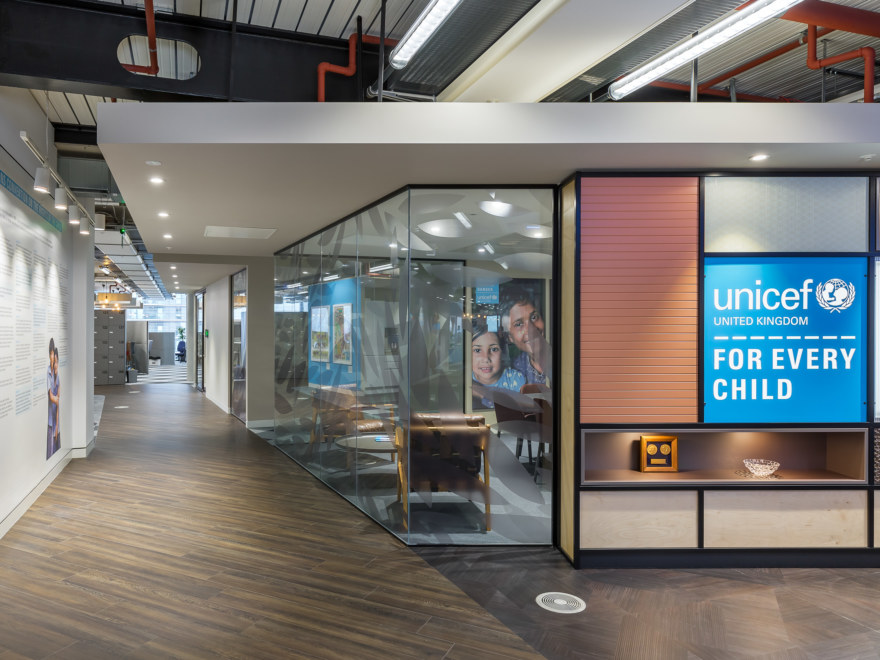 branding within your office design