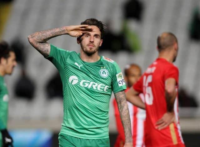 Omonia's Matt Derbyshire is the leading English goalscorer in EuropeParikiaki | Parikiaki Cyprus and Cypriot News