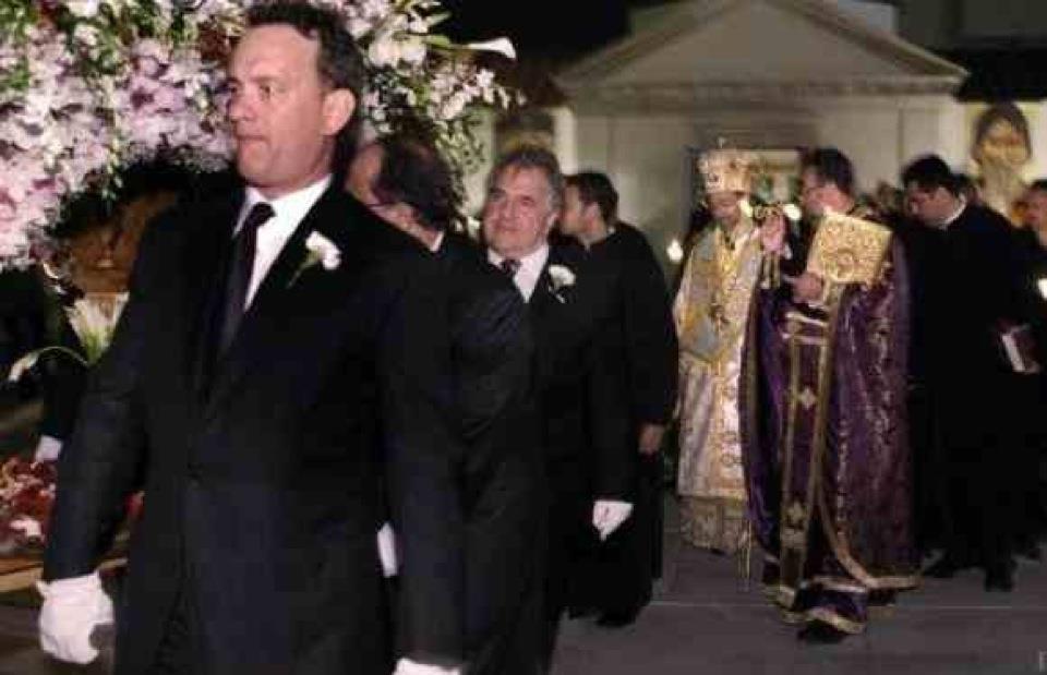 Tom Hanks and Rita Wilson's big fat Greek Orthodox EasterParikiaki | Parikiaki Cyprus and Cypriot News