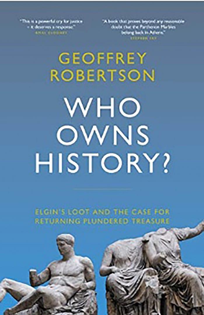 New Book Blasts British Museum Over Stolen Parthenon Marblesparikiaki Parikiaki Cyprus And Cypriot News
