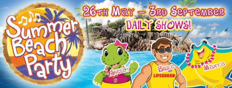 Super Summer Events at Paultons Park