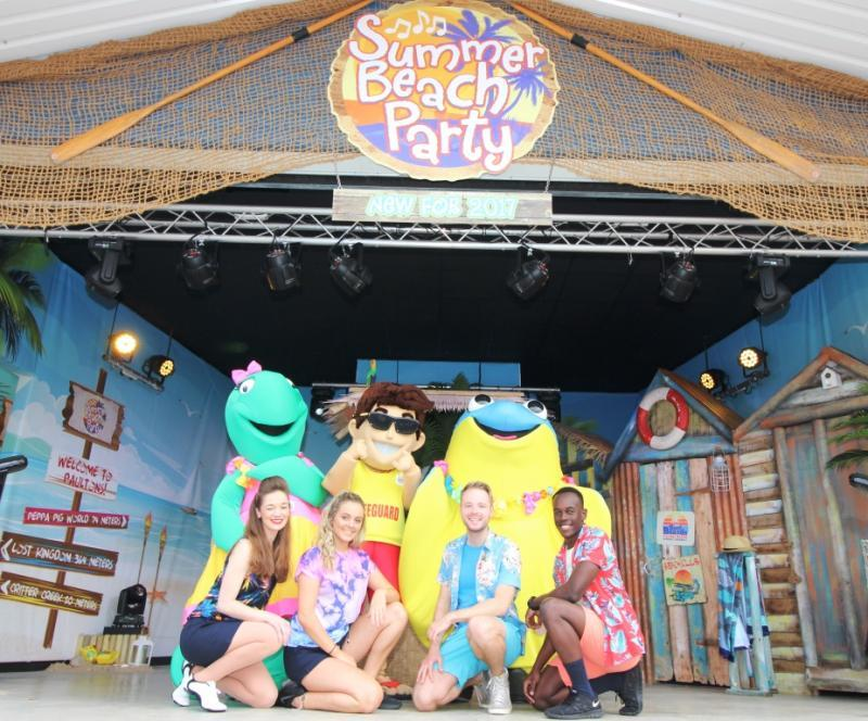 May Half Term at Paultons Park