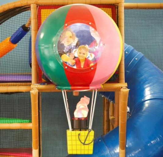 George's Spaceship Playzone - Indoor Play Centre