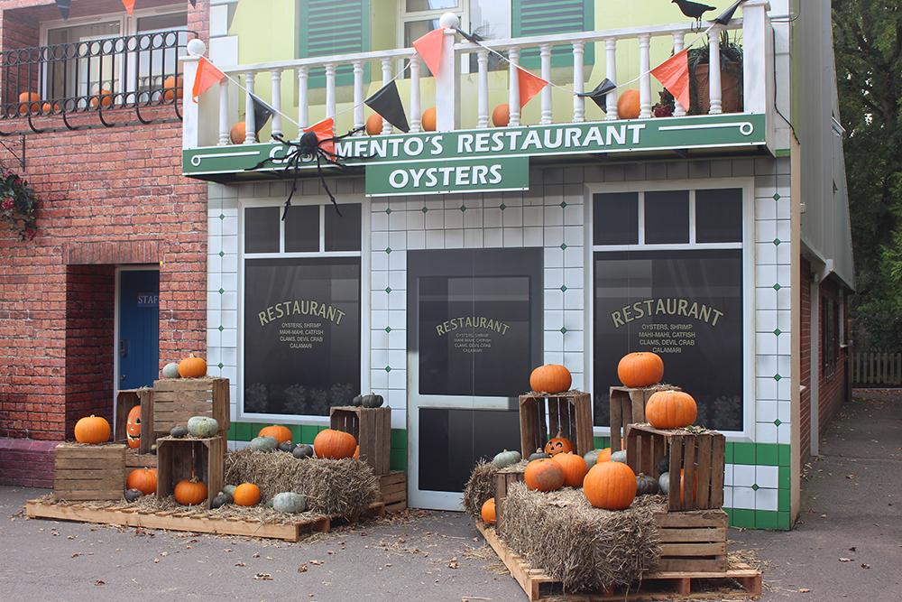 Celebrate Halloween at Paultons Park