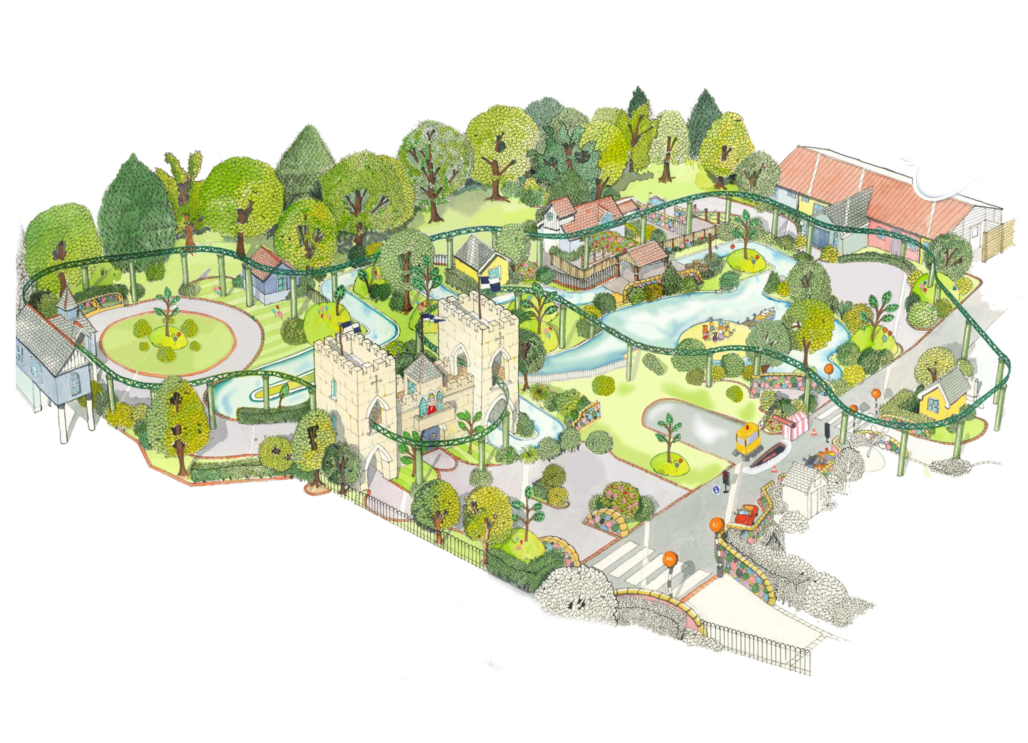Peppa Pig World Set to Get Even Bigger and Better!