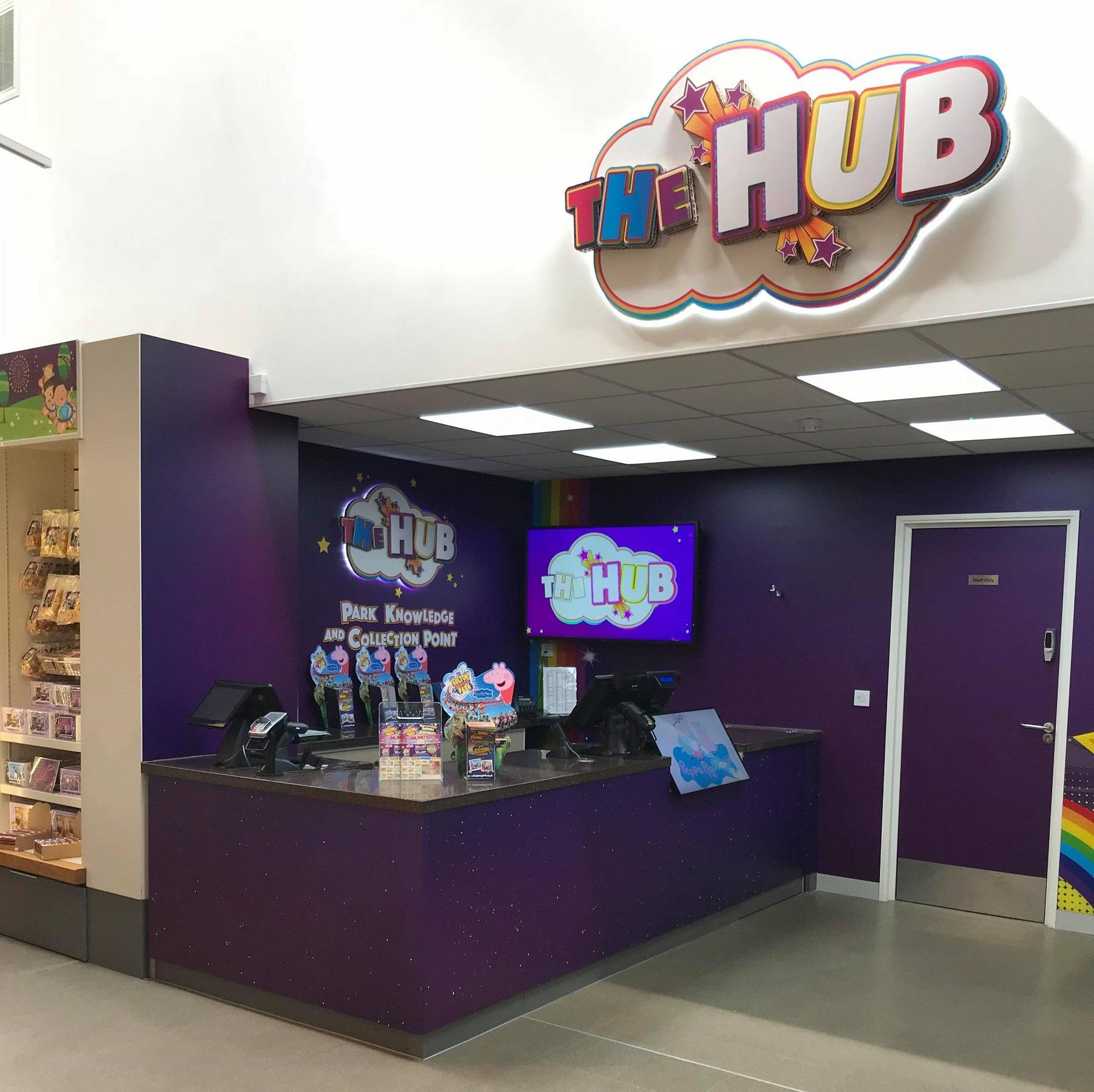 The Hub – A brand new Park Knowledge and Collection Point