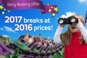 Book your 2017 Paultons Break at 2016 prices (Limited time only)
