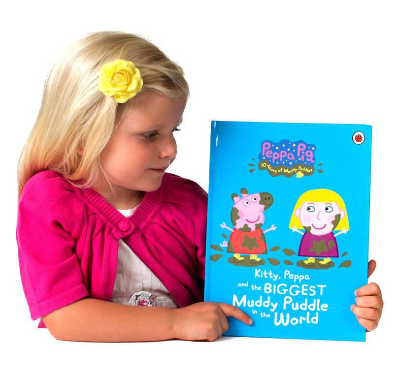 Peppa Pig and Me Personalised Books £2 OFF Code
