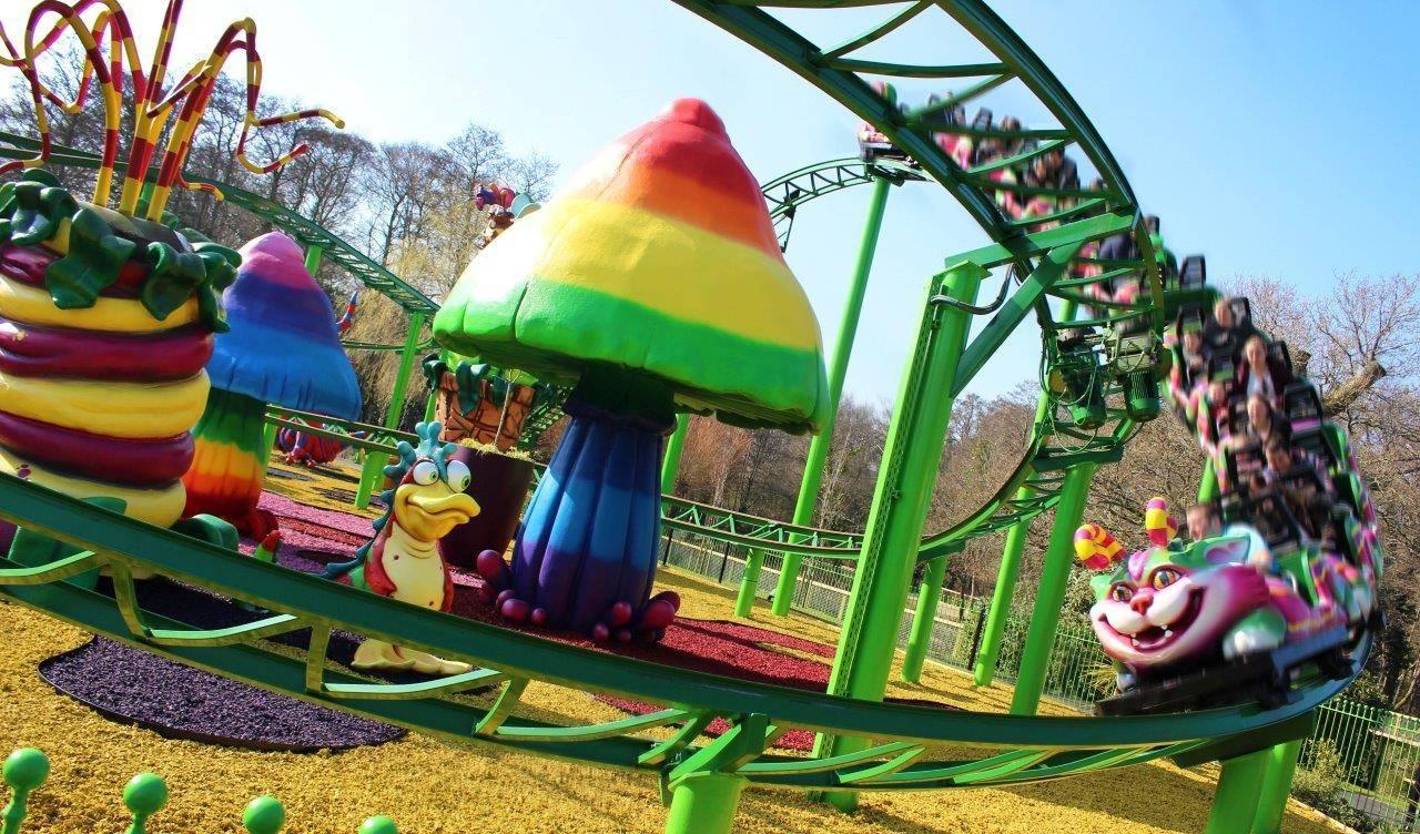 Easter holiday fun for all the family at Paultons Park and Peppa Pig World