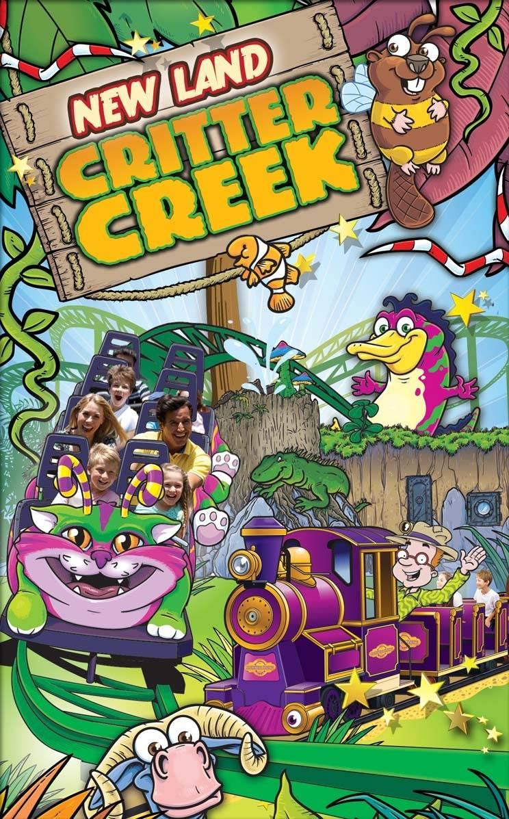 What's included in a Paultons Park Season Ticket?