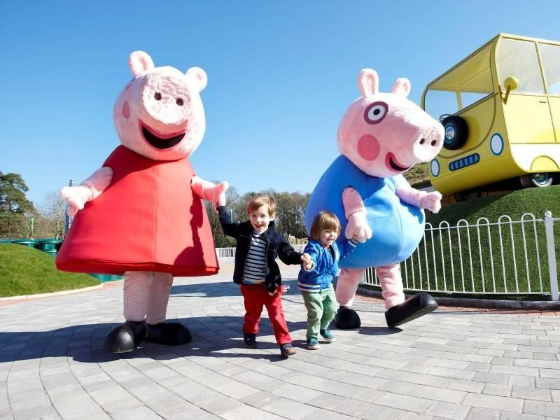 Peppa's Early Play & Ride Pass