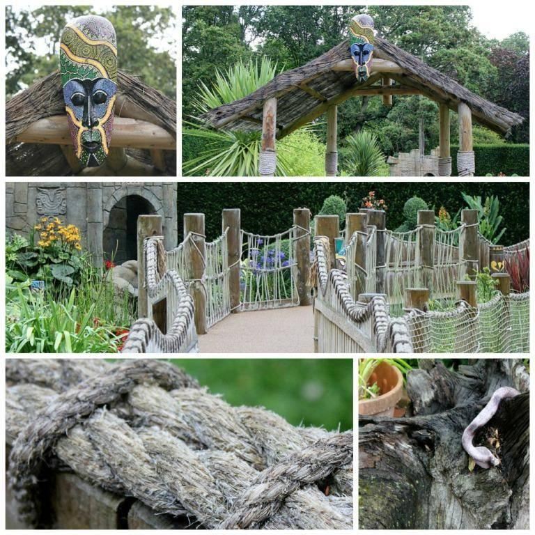 Discover the African Gardens at Paultons Park