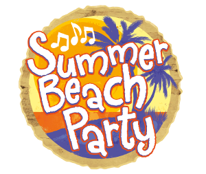 Join us at the Summer Beach Party