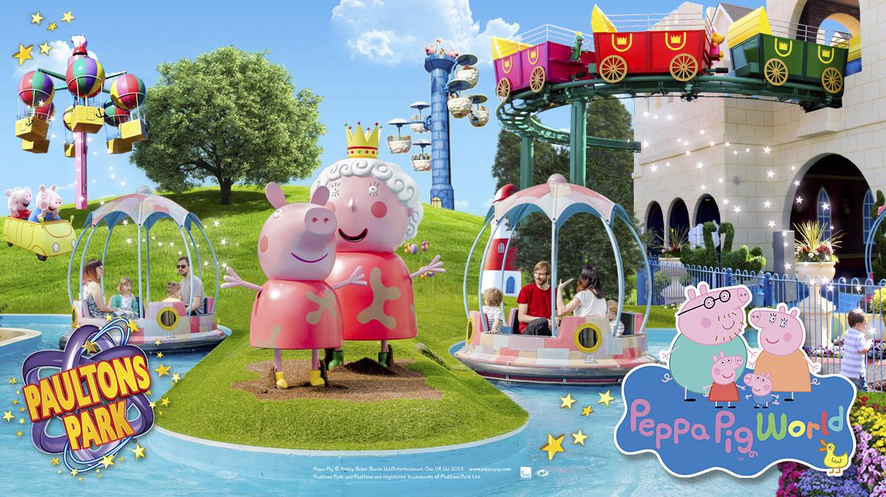 PAULTONS PARK HAS PLENTY OF TREATS IN STORE FOR ITS VISITORS