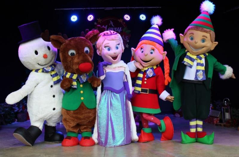A Verry Merry Christmas Show - Christmas at Paultons