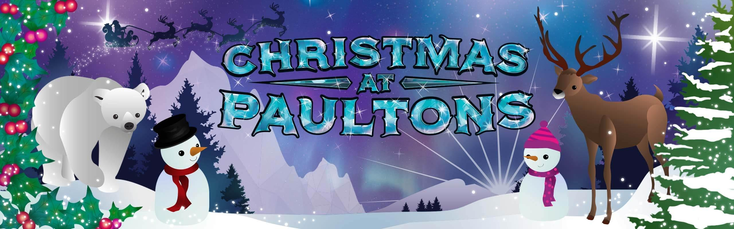 Christmas at Paultons | Paultons Family Theme Park