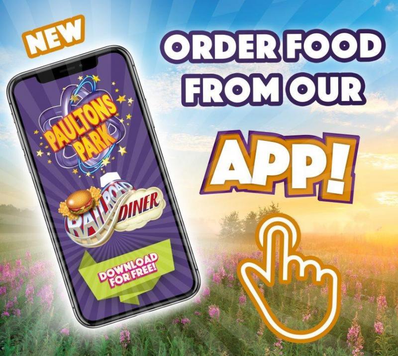 Get Our App | Paultons Family Theme Park