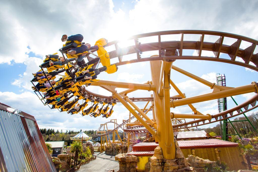 The 7 Most Thrilling Rides for Thrill Seekers at Paultons Park