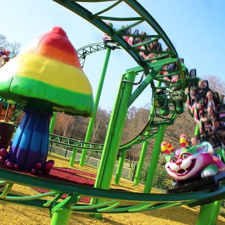 Visit our Theme Park Near Reading