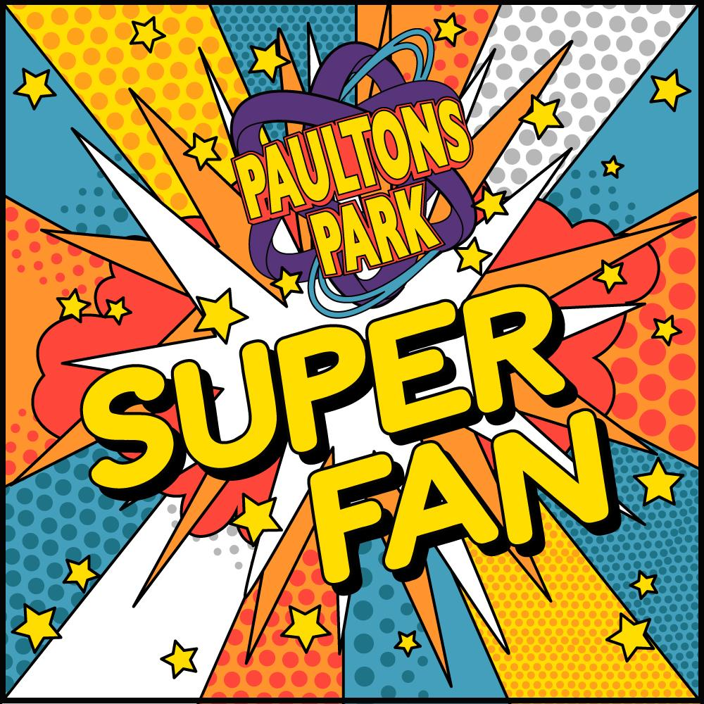 Do you have what it takes to be a Paultons Park Super Fan?