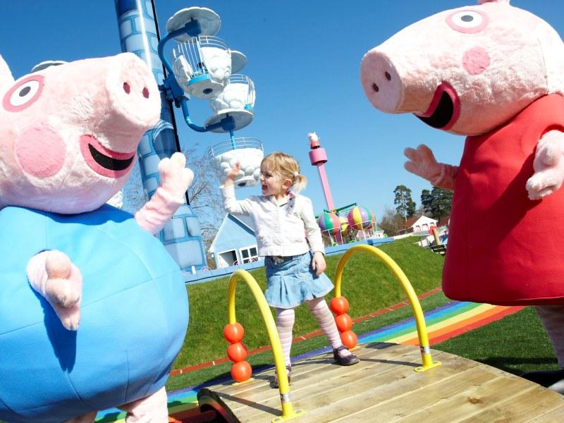 A Guide to Peppa Pig World, Top Tips, Tricks and How to Make the Most of Your Visit