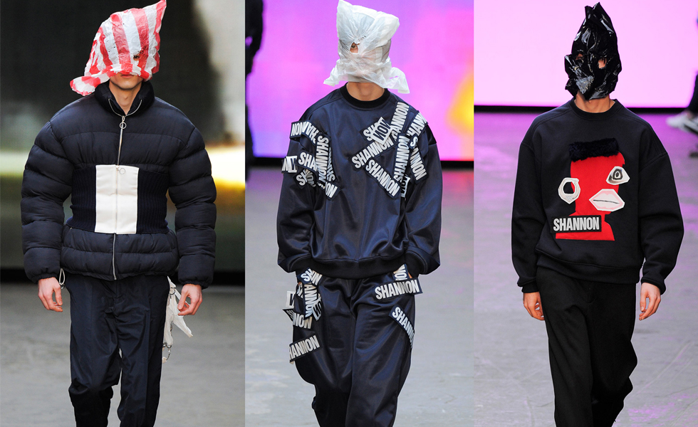 LCM: Christopher Shannon Autumn/Winter 2015 Collection