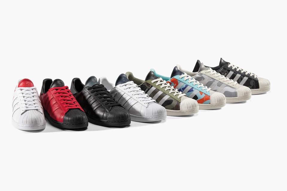 adidas Originals Superstar Camo Pack