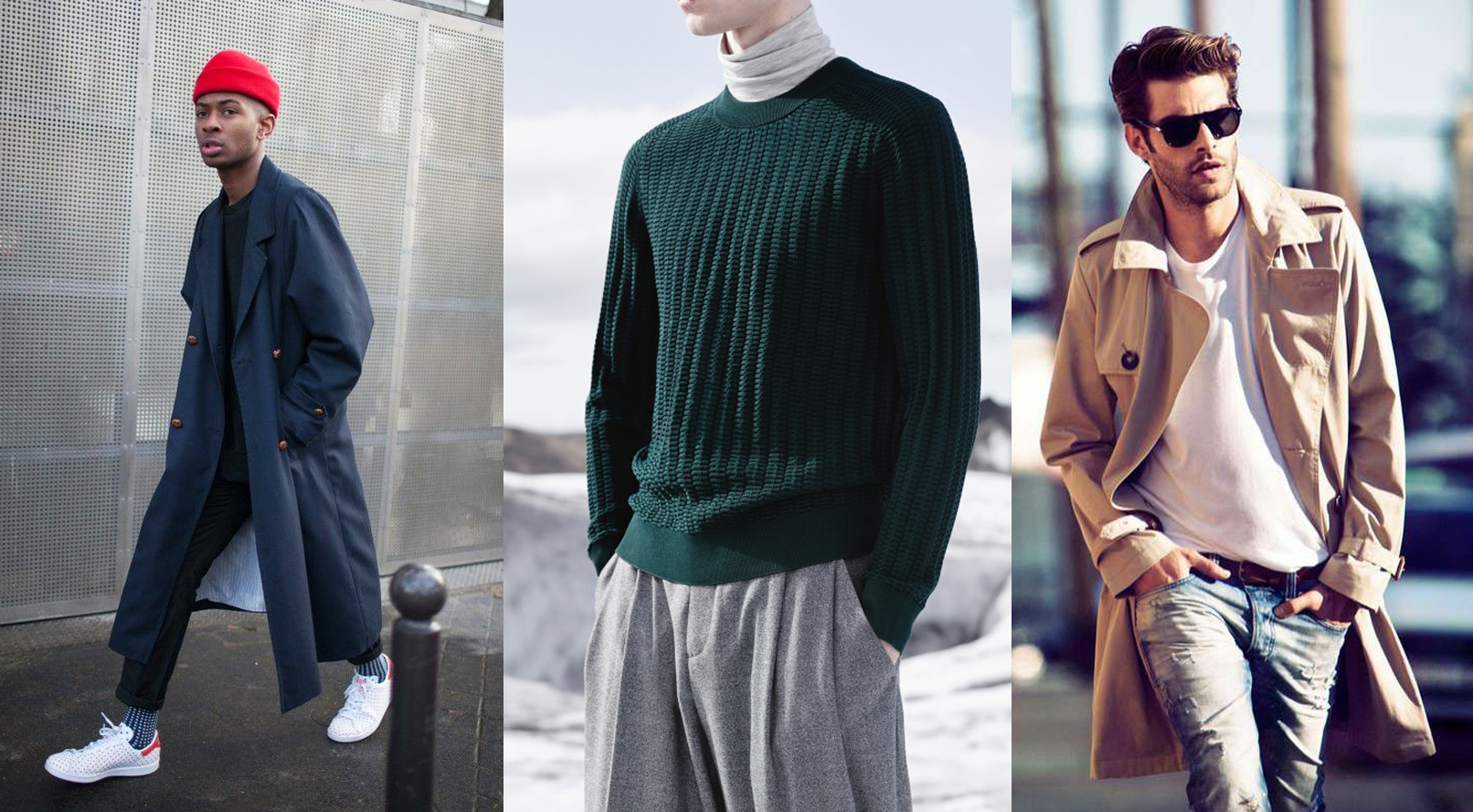 PAUSE Guide: What To Wear In A Transitional Season