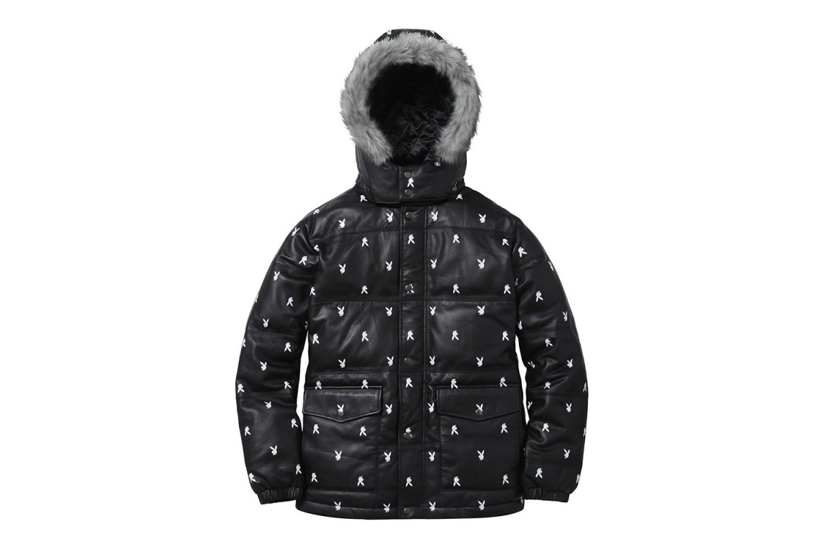 Playboy x Supreme Holiday 2015 Capsule Collection