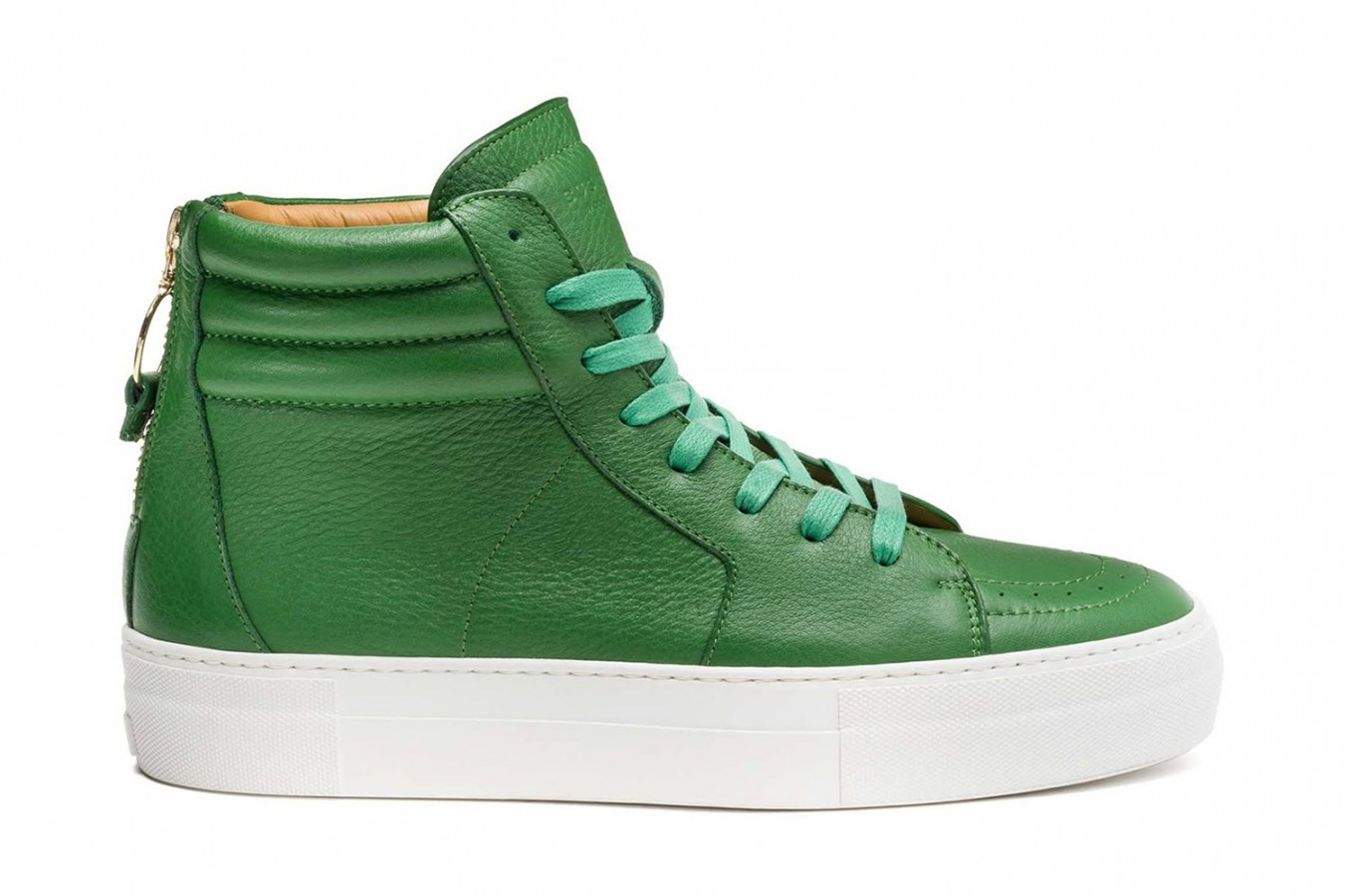 "Sneaker Watch: Buscemi 140MM ""Green"""