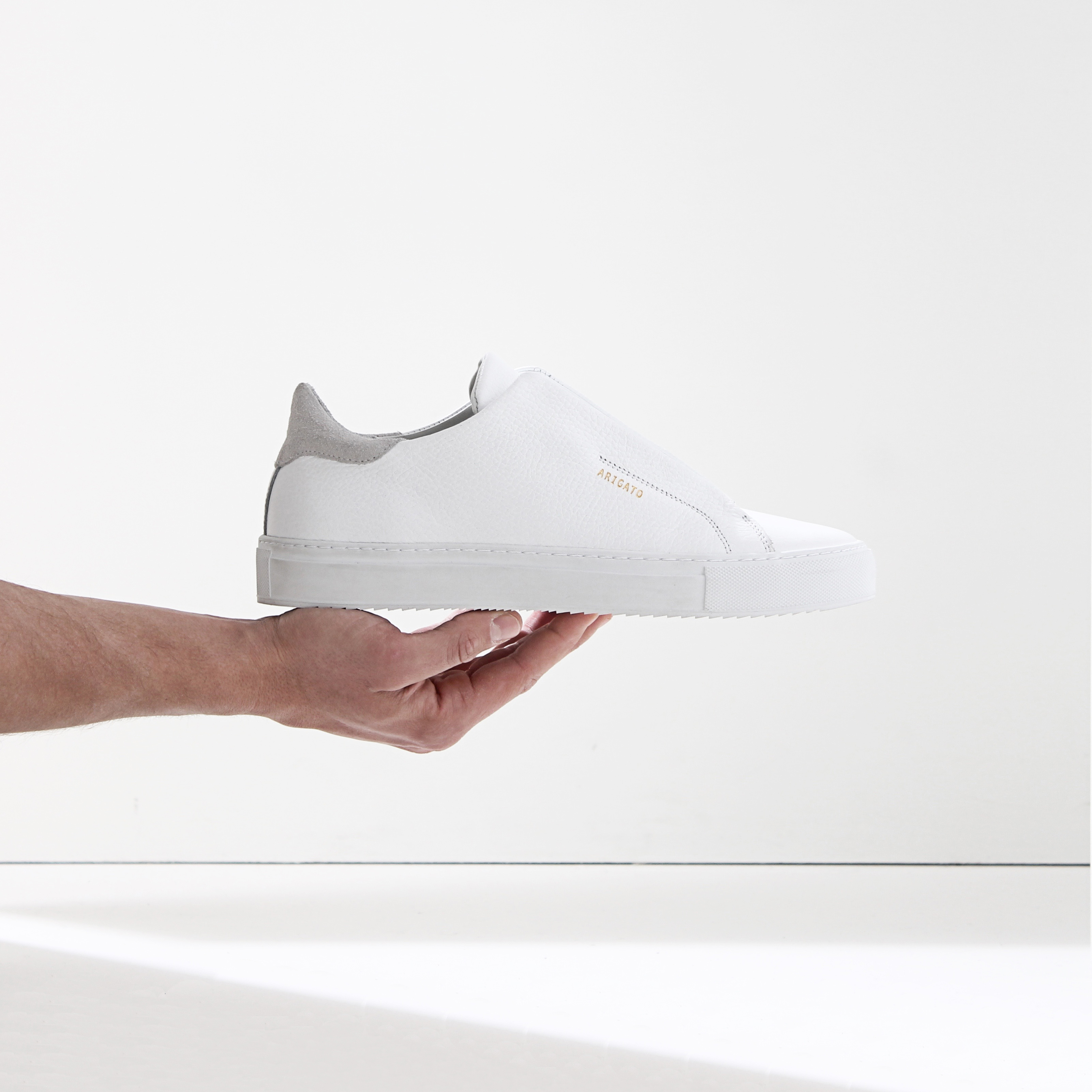 """Axel Arigato """"The Clean 90s"""" Laceless Sneakers"""