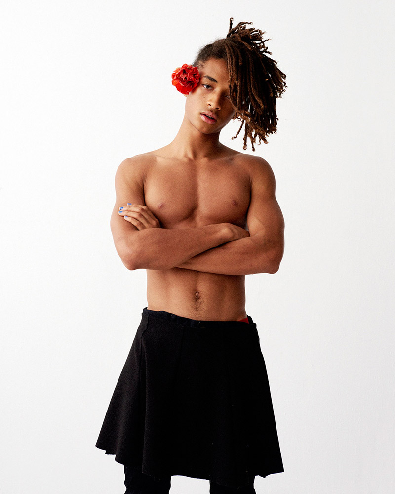 Jaden Smith for Vogue Korea