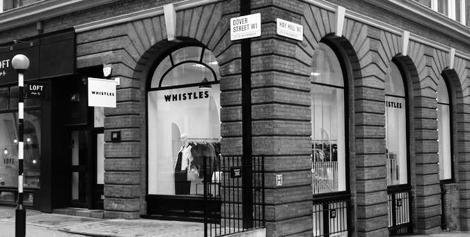 Whistles Open First Dedicated Menswear Store